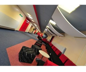 Armstrong Ceilings Give University A New Lease Of Life