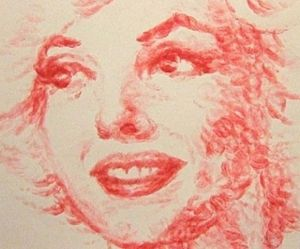 Artist-makes-paintings-by-using-just-her-lips-m