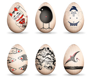 Artist-robot-decorated-eggs-benefit-japan-m
