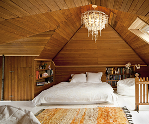 Attic Bedroom by Jessica Helgerson Interior Design