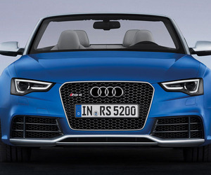 Audi Pulls the Wraps Off the 450 hp RS5 Cabriolet