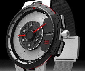 Automotive Enthusiasts Dream Watch