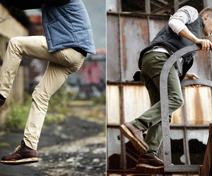 Autumnweight 60/30 Chinos by Outlier