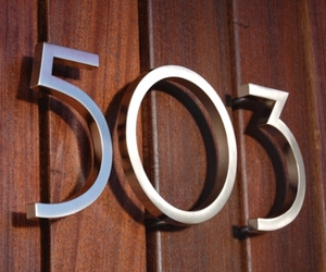Avalon House Numbers | Atlas Homewares