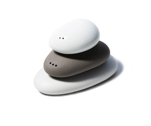 Balance, Salt &amp; Pepper + Dipping Plate