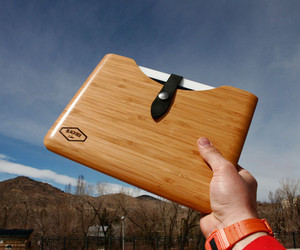Bamboo Apple iPad Case by Blackbox Case