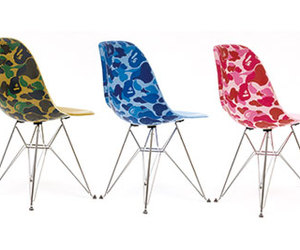 Bape-x-modernica-camouflage-chair-m