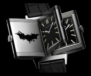 Batman The Dark Knight Rises Jaeger-LeCoultre Watch