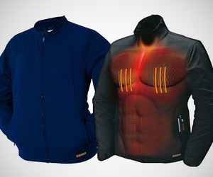 Battery Heated Softshell Jacket