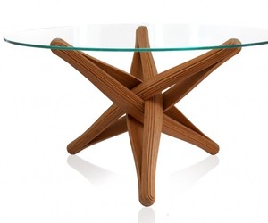 """LOCK""  Beautiful Ecologically Designed Dining Table"