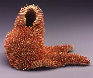 Beautiful-sculptures-made-of-pencils-m