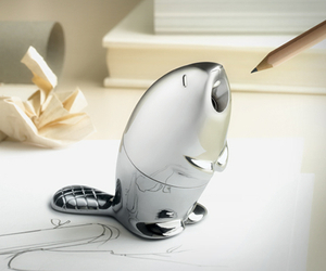 Beaver-pencil-sharpener-by-alessi-m