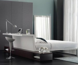 Bed/Desk from Flou