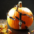 Beer-keg-made-from-a-pumpkin-s