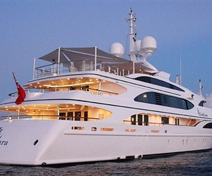 Benetti Partners with Fendi Casa on a Stylish Megayacht