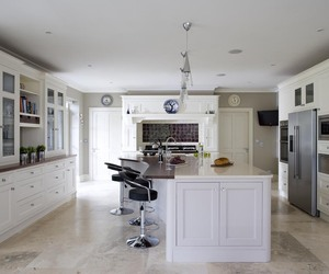 "Bespoke Kitchen ""Elephants Breath"""