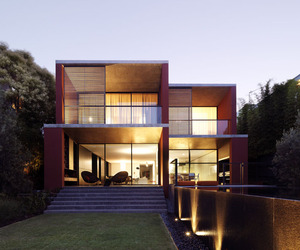 Bold Colored Architecture in Australia by Tobias Partners