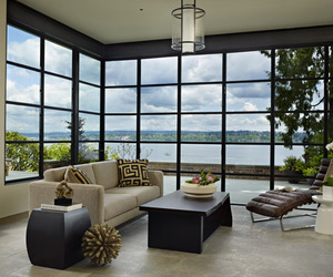 Book House on Lake Washington | Deforest Architects
