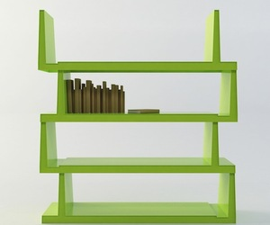 Bookshelves by Ismail zalbayrak