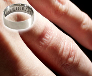 Brand Your Spouse With The Anti-Cheating Ring