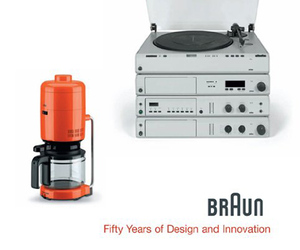 Braun: Fifty Years of Design &amp; Innovation