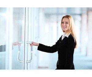 Breakthrough Fire Door System
