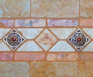 Bronze-tile-with-red-jasper-m