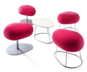Bubble stool by David Fox Design