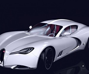 Bugatti Gangloff Concept | Pawel Czyzewski