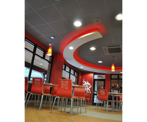 Burger King 2020 corporate store design