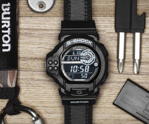Burton-x-casio-g-shock-watch-m