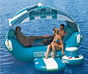Cabana Islander | Floating Lounge