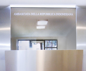 CAFElab Studio for Indonesian Embassy