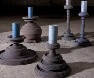 Candle-stands-made-of-felt-by-siba-sahabi-m