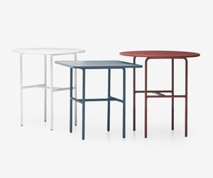 CANDY table collection by Sylvain Willenz