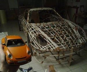 Can't Afford To buy a Porsche, Then Make it Yourself