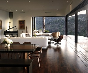 Canyon Home by Griffin Enright Architects