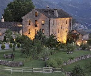 Casa de San Martin Hotel in the Pyrenees Mountains
