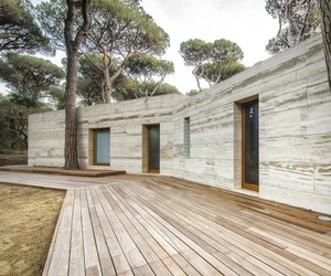 Casa in Una Pineta, House in a Pine Wood