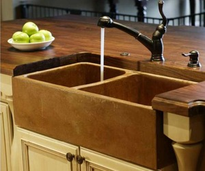 Cast-concrete-sinks-and-solid-wood-countertops-m