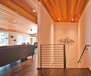Cedar Ceiling by BUILD LLC