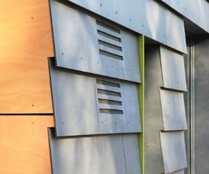 Cem5 Fibercement Rainscreen | Cladding Corp.
