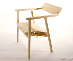 Chair by Matilde Nyeand