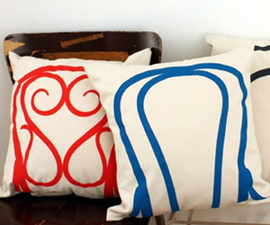 """Chair Pillows"" by Marianne Van Ooij"