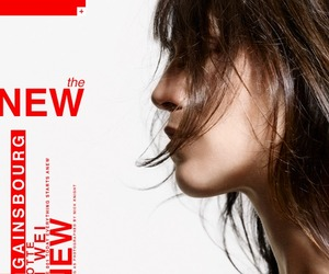 Charlotte Gainsbourg Featured in Edition29 THE NEW for iPad
