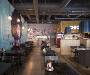 Chico's Restaurant by Amerikka Design Office