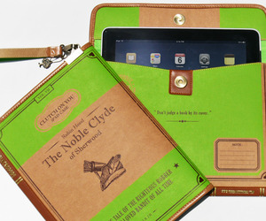 Clutch on You: Fashion Meets Fiction iPad case