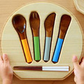 Co-zen-urushi-cutlery-set-for-kids-s