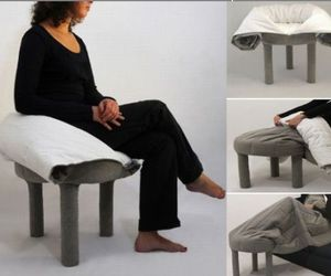 Collerette:  Unroll your cozy snug