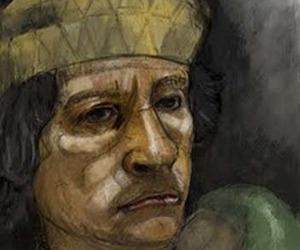 Colonel-gaddafi-illustrations-m